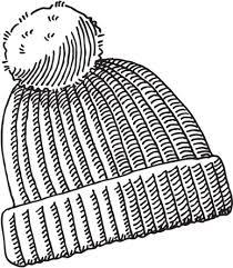bobble-hat
