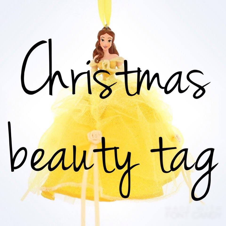 Blogmas day 10: The Christmas Beauty Tag!