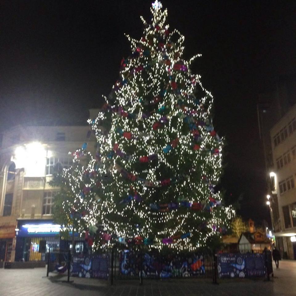 Blogmas day 14: Liverpool at Christmas