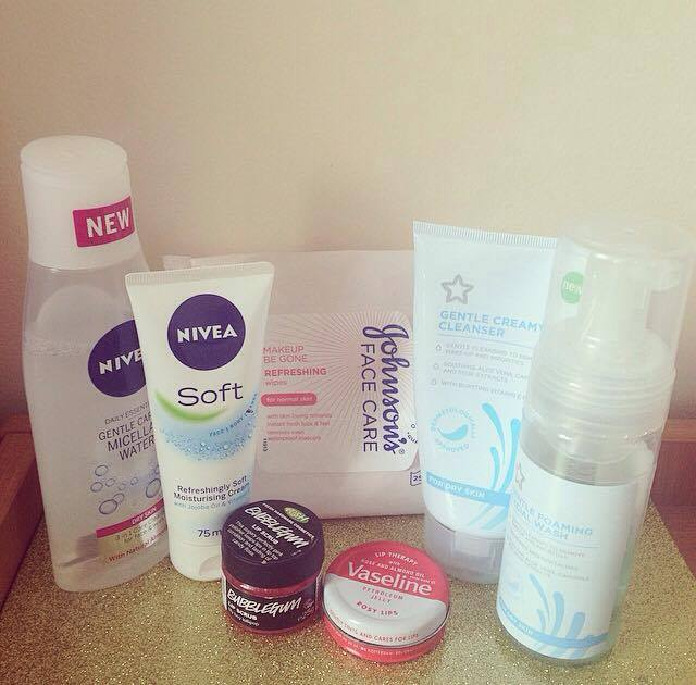 Blogmas day 15: Winter face care routine