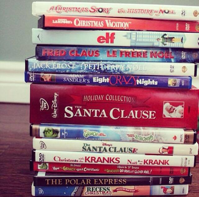 Blogmas day 9: Favourite Christmas Movies
