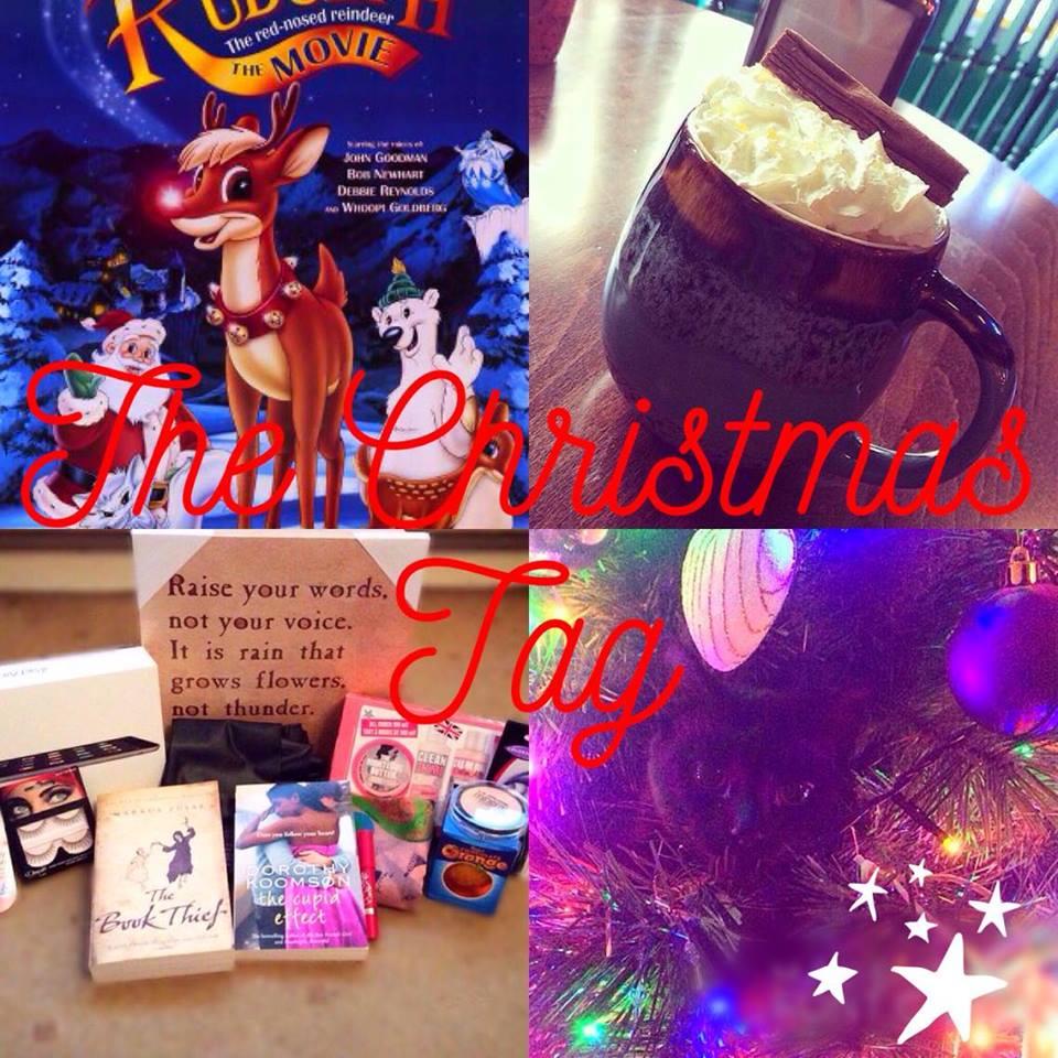 Blogmas day 3: The Christmas Tag!!