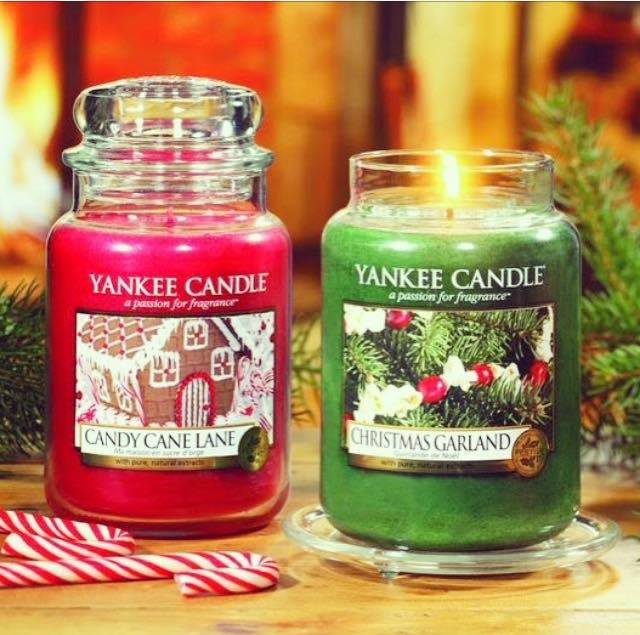 Blogmas day 22: Festive candles