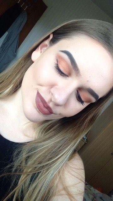 orange-makeup-look-1