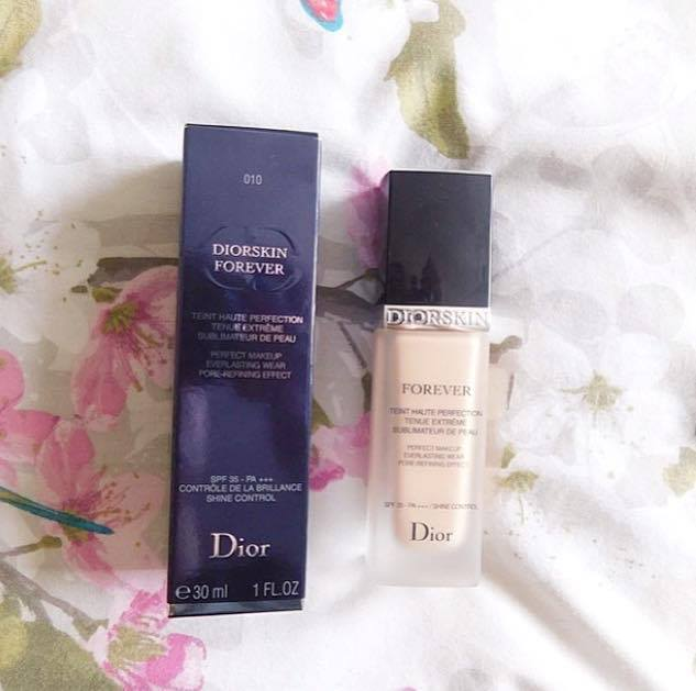Diorskin Forever Foundation review