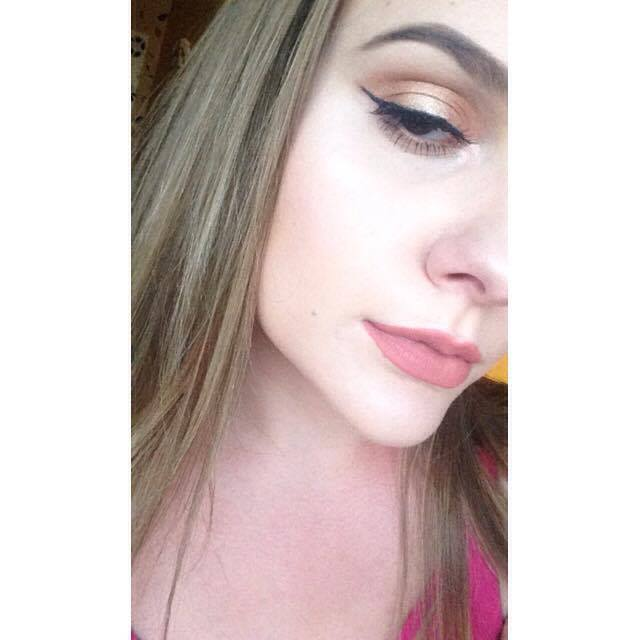 Makeup look summer