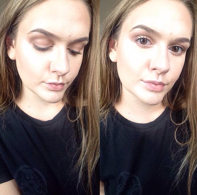A simple everyday makeup look!