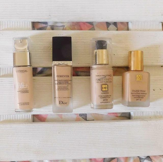 My favourite foundations of all time