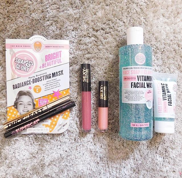 Christmas 2017 Soap & Glory