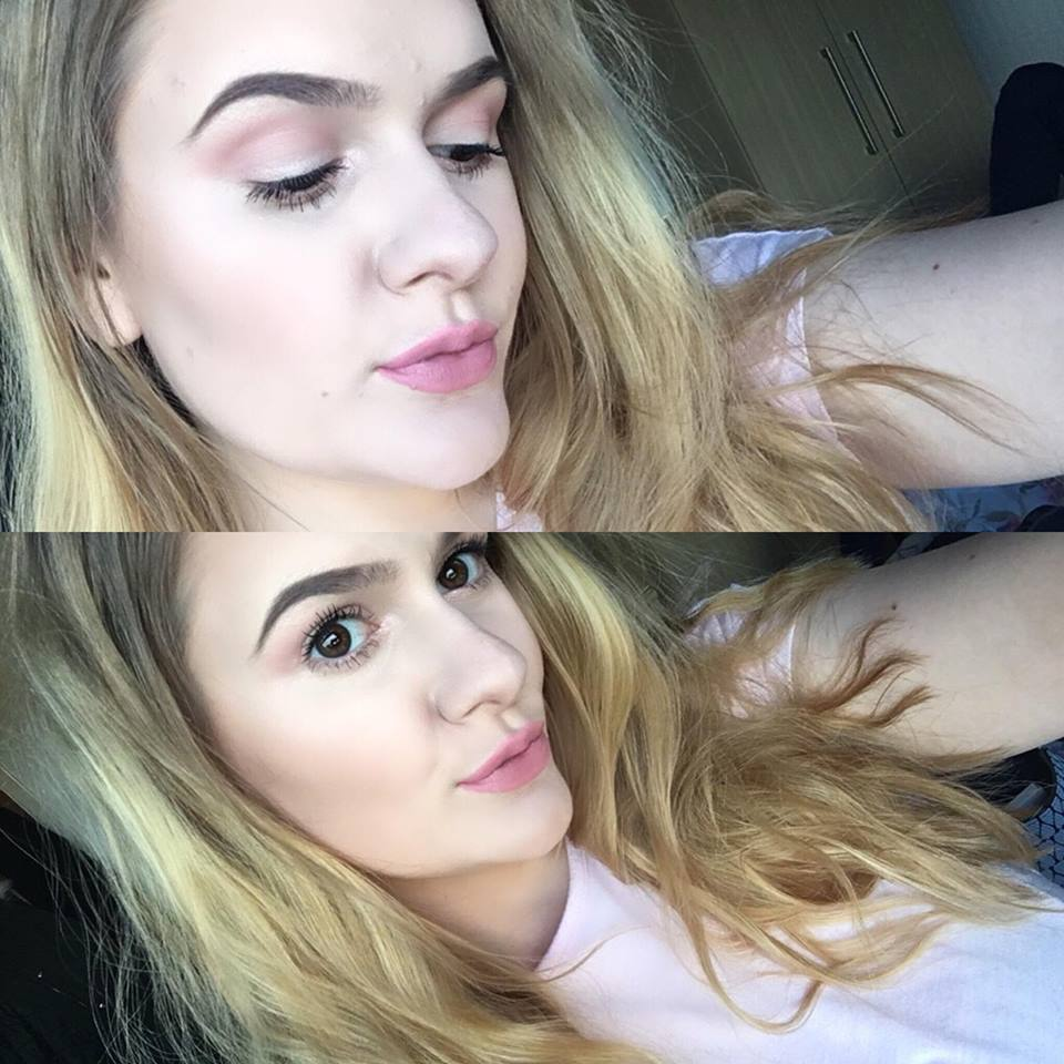 'Barbie Vibes' Super Simple Makeup Look
