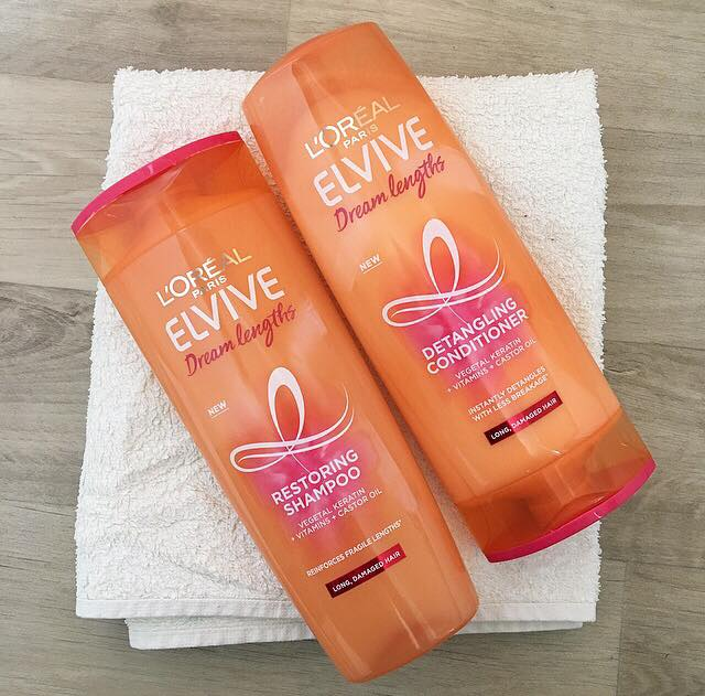Ingredient Breakdown #6 – L'oreal Elvive Dream Lengths Shampoo & Conditioner