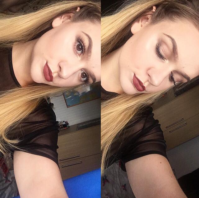 Simple Date Night Makeup Look