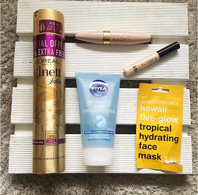 Empties 8 face