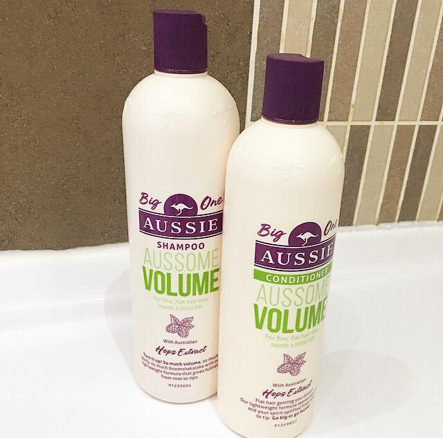 Ingredient Breakdown #8 – Aussie Aussome Volume Shampoo & Conditioner