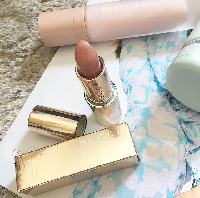 New to my collection | Becca Ultimate Lipstick Love