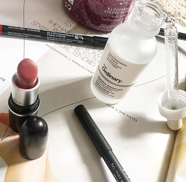 August Favourites | The Ordinary