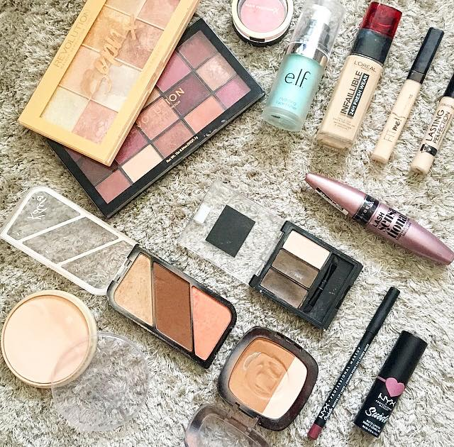 Full Face of Affordable Products