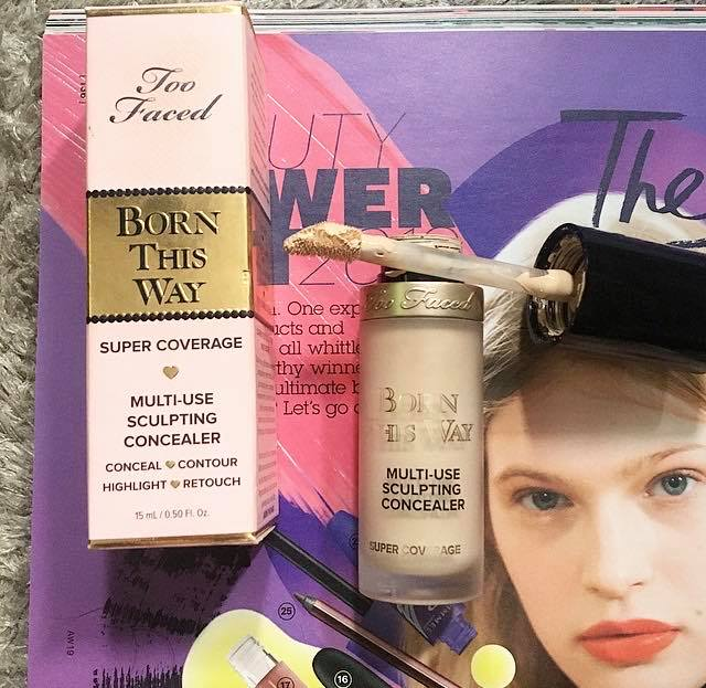 Too Faced Born This Way Super Coverage Concealer | Review