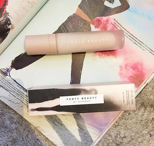 Fenty Beauty Pro Filt'r Soft Silk Hydrating Primer | Review