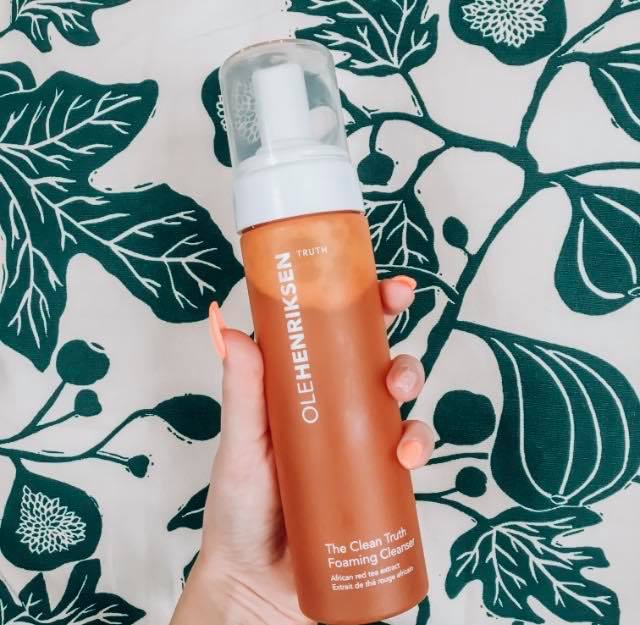 Ole Henriksen 'The Clean Truth' Foaming Cleanser | Review