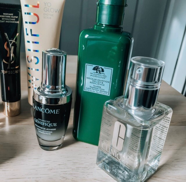 New To My Collection | High End Skincare
