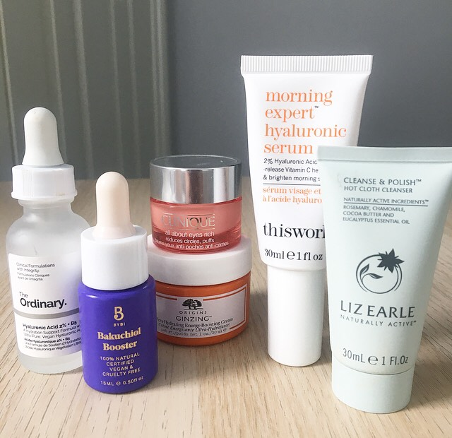 Current Skincare Faves!