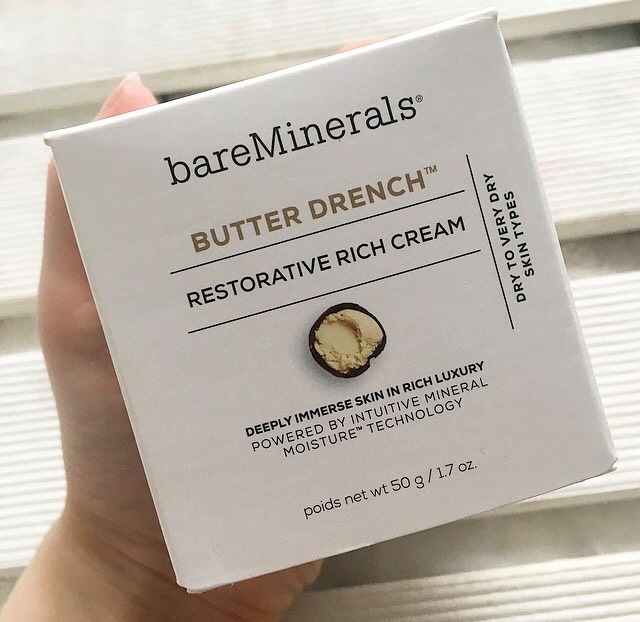 bareMinerals Butter Drench Restorative Rich Cream Moisturiser | Review