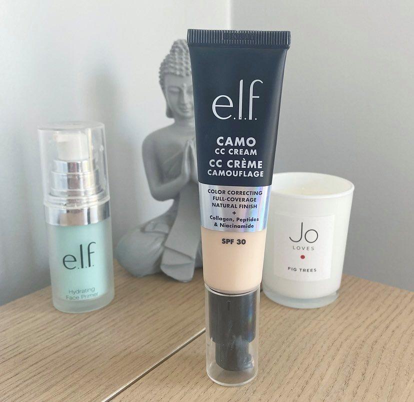 e.l.f Camo CC Cream | Review