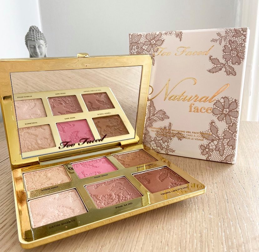 Too Faced Natural Face Palette | Review & Swatches