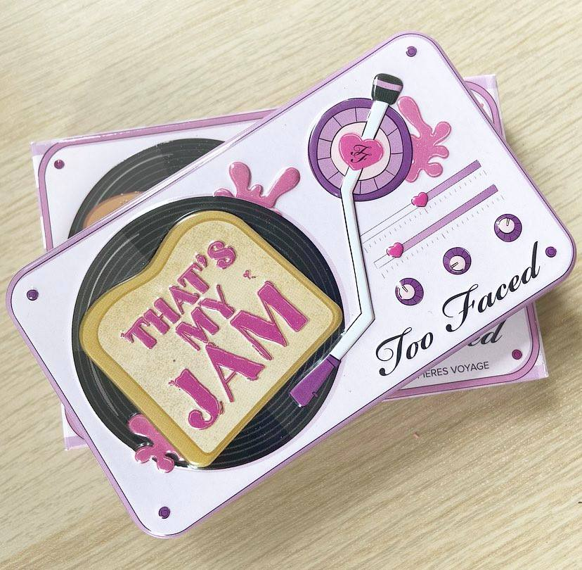 Too Faced That's My Jam Palette | Review & Swatches